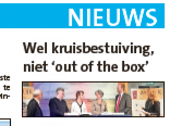Kruisbestuiving, niet 'out of the box'